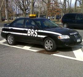 Bay Ridge Security Patrol Car